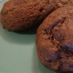 Image of Almond Chocolate Cookies, AllRecipes