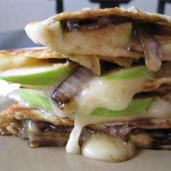 Image of Apple Brie Quesadillas, AllRecipes