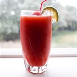 Strawberry Limeade Recipe