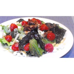 Three Cheese Green Salad Recipe