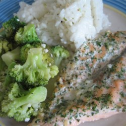 Poached Salmon II Recipe