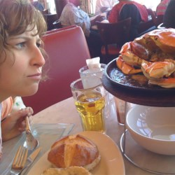 Me vs. Dungeness Crab