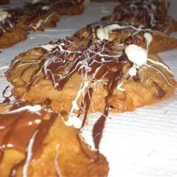 Photo of Triple Chocolate Chunk Cookie by Lydia