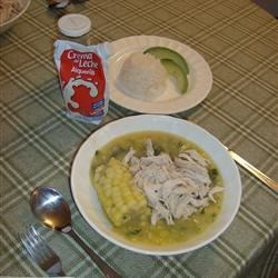 Colombian Chicken Stew (Ajiaco)