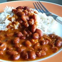 Rajma (Kidney Bean Curry) |