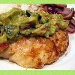 Image of Avocado Tapenade With Mediterranean Chicken Breast, AllRecipes