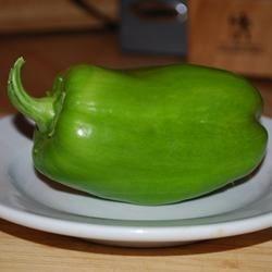 My first pepper!