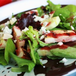 Red Raspberry Vinaigrette