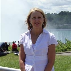 Me at Niagara Falls October 2009