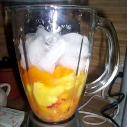 Mango Craze Juice Blend Recipe