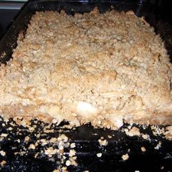 Apple Oatmeal Bars Recipe