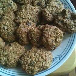 Oatmeal Raisin Cookies II