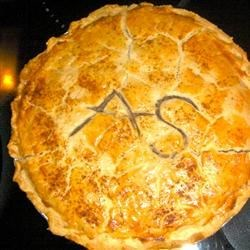 Aaron's Tourtiere