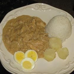 Image of Aji De Gallina, AllRecipes