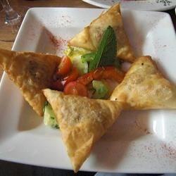 Sambousa Recipe