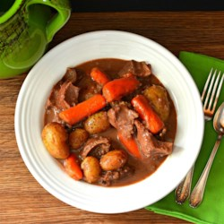Gerry's Easy Irish Stew