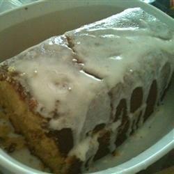 Donna's Pound Cake Recipe