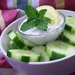 Image of Amby Rae's Cucumber Salad, AllRecipes