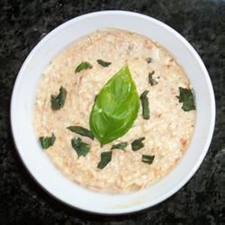 Feta and Roasted Red Pepper Dip Recipe