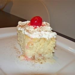 Tres Leches - Yummy!