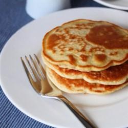 Almond Flour Paleo Pancakes