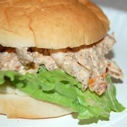 Fancy Chicken Salad Recipe
