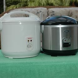 My rice cookers