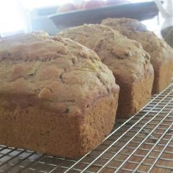 Photo of Carrot Zucchini Bread by jandeli