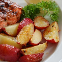 Garlic Red Potatoes Recipe