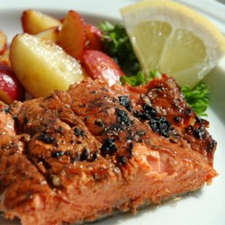 Slammin' Salmon Recipe