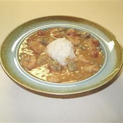 Mobile Bay Seafood Gumbo Recipe