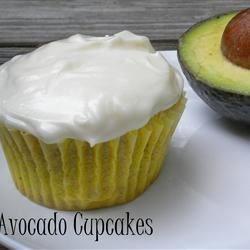 Photo of Avocado Cupcakes by jmd5102