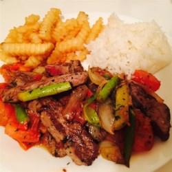 Peruvian recipes allrecipes peruvian lomo saltado forumfinder Choice Image