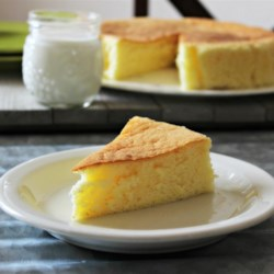 World cuisine recipes allrecipes spongy japanese cheesecake recipe this japanese cheesecake made with cream cheese eggs forumfinder Image collections