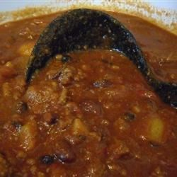 Big Game Day Chili