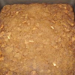 German Apple Pudding Cake Recipe