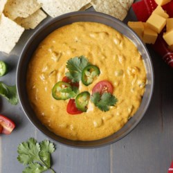 Arkansas Queso Dip