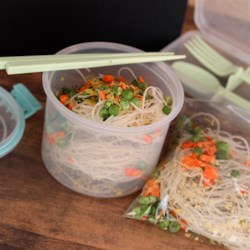 Backpackers Thai Noodles Recipe