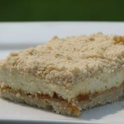 Image of Apricot Cheesecake Bars, AllRecipes
