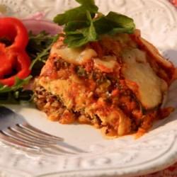 Go Back for Seconds Quinoa Lasagna