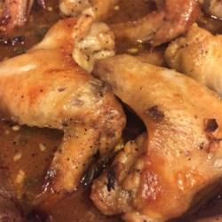 Vietnamese Golden Chicken Wings