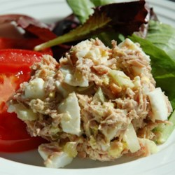 Virgina's Tuna Salad Recipe