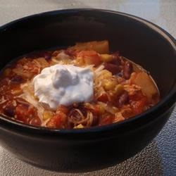 Kelly's Chili Recipe