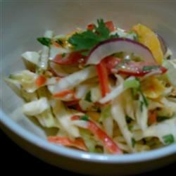 Caribbean Slaw Recipe