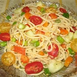 Photo of Spaghetti Salad IV by Ranae