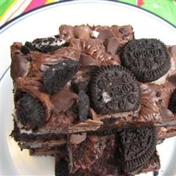 Double Chocolate Cookie Bars Recipe