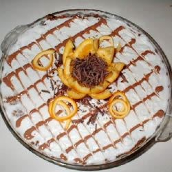 Orange-Chocolate Twist Cheesecake Recipe