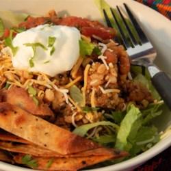 Skillet Burrito Bowl