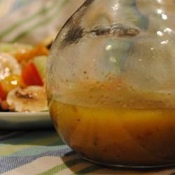 Spiced Balsamic Vinaigrette