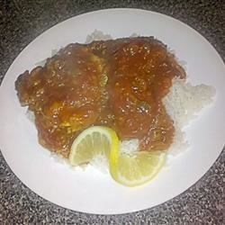 Image of Apricot Salsa Chicken, AllRecipes